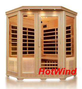 2017 Far Infrared Sauna for 3-4 Person-H3c pictures & photos