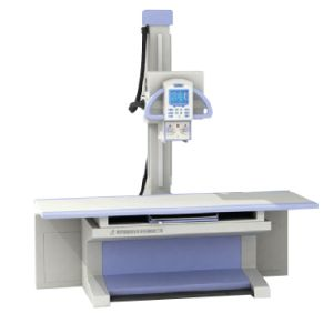 High Frequency X-ray Radiograph System Machine (200mA) Plx160A pictures & photos