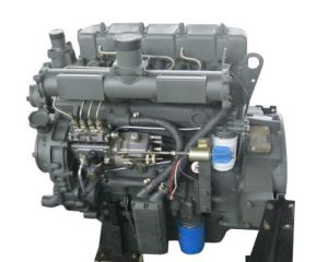 Direct Injection 6 Cylinder Ricardo 132kw Water Cooled Diesel Engine pictures & photos