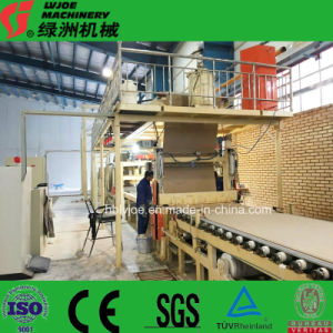 High Quality Gypsum Plaster Board / Panel Production Line/Making Machine Device pictures & photos