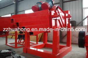 Linear Vibrating Screen with Vibration Motor pictures & photos