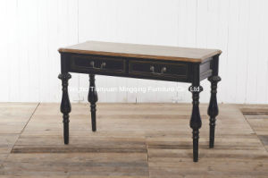 Match Well of Chinese and Westernt Desk Antique Furniture pictures & photos