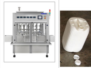 Weight Filling Machine for Big Drum Liquid Packing