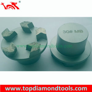 Diamond Grinding Plug for Concrete Floor Polishing pictures & photos
