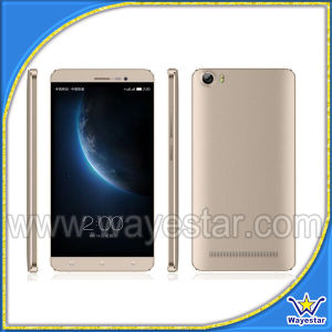 5.5inch Smartphone Ultra Slim Android 5.1 Quad Core Dual SIM 5.0 8.0MP Cameras
