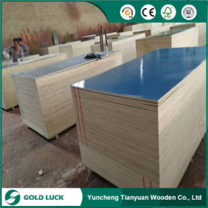 18mm WBP Glued PP Plastic Coated Plywood for Concrete Formwork pictures & photos