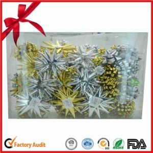 Christmas Gift Wrapping PP Materials Ribbon Gift Set pictures & photos