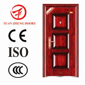 Safety Steel Door with Good Price pictures & photos