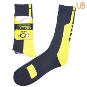 Men′s Function Compression Basketball Sock pictures & photos