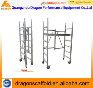 Aluminum Foldable Scaffolding for Sale (SDB-4) pictures & photos