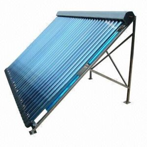 Sunrain Type Heat Pipe Solar Thermal Collector pictures & photos