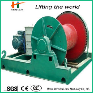 Top Quality Widely Used Wire Rope Winch for Sale pictures & photos
