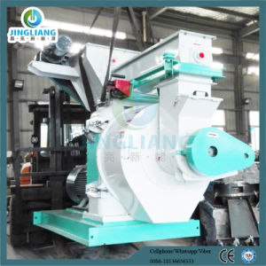 Ring Die Electric Biomass Pellet Machine pictures & photos