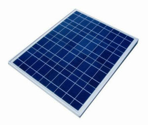 Polycrystalline Solar Panel 40W, Quality Model From Chinese Professional Manufacturer pictures & photos