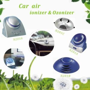 Promotional Gift Portable Scent Free Air Purifier for Car pictures & photos
