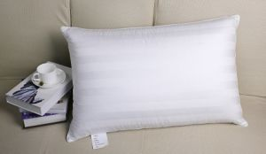 New Design 3 Layer Duck Down and Memorey Filling Pillows pictures & photos