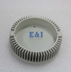 ISO/Ts16949 Aluminum Round Forged Heat Sink
