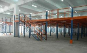 Steel Structure Mezzanine Platform Storage Systems