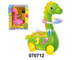 Promotional Battery Operated Dinosaur with Music&Light (070712) pictures & photos