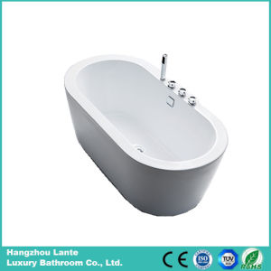 Fashion Design Normal Acrylic Freestanding Bathtub (LT-2S) pictures & photos