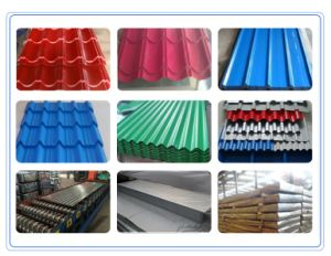 Building Material Metal Roof Tile pictures & photos