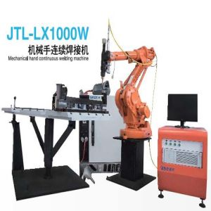 Robotic Fiber Optic Laser Welding Machine