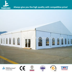 Large Warehouse Tent with Transparent Windows for Sale