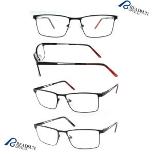 2016 Wholesale Comfortable Metal Cheap Prescription Glass (OM134196) pictures & photos