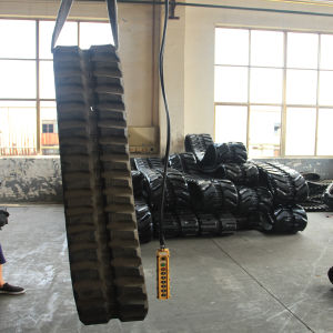 Rubber Track (260 * 96 * 38) Yanmar B19, B19.2, B19pr pictures & photos