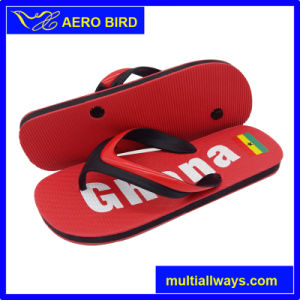 New Style PE Sole Ghana Slipper Shoe for Men pictures & photos