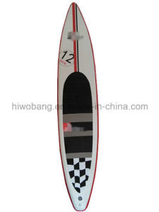 Red Color Paddle Board Sup Surfboard with Full Accessories pictures & photos