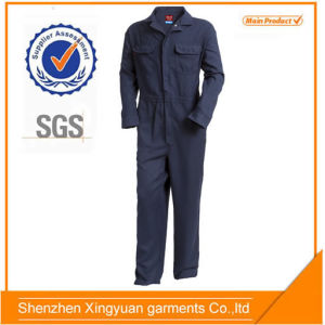 Anti-Static Pure Cotton Working Coverall
