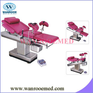 Delivery Room Electric Parturition Bed pictures & photos