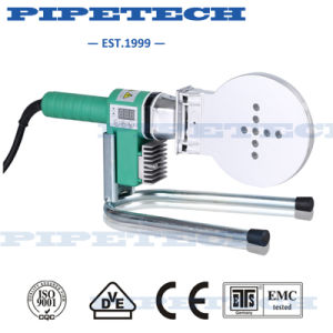 Plumbing Polypipe Fusion Welding Machine 110mm pictures & photos