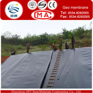 0.15mm-3.0mm Fish and Shrimp Pond Liner HDPE Geomembrane, Waterproofing Membrane pictures & photos