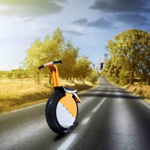 Newest Smart 17 Inch Self-Balancing One Wheel Electric Motorcycle pictures & photos