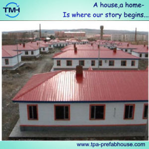 Prefabricated Social House for Refugees pictures & photos