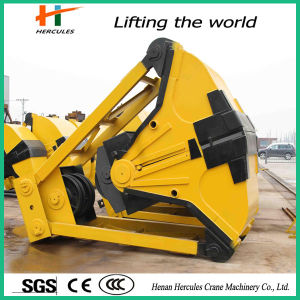 Competitive Wireless Control Motor Crane Grab with CE pictures & photos