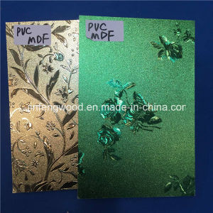 Melamine MDF/ High Gloss UV MDF/ PVC MDF (1220*2440mm) pictures & photos