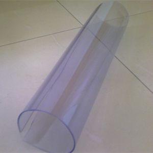 Super Clear Transparent Soft PVC Sheet Soft PVC Transparent Sheet pictures & photos