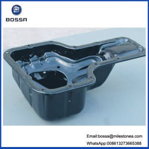 Iron Casting Spare Parts Oil Pan of Auto Engine pictures & photos