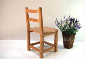 Bamboo Wood Dining Chairs Modern Chairs Back Rest Chairs Children Chairs (M-X2511) pictures & photos