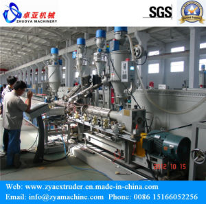 Pex/Al/PPR Aluminum Composite Hose Pipe Production Line pictures & photos