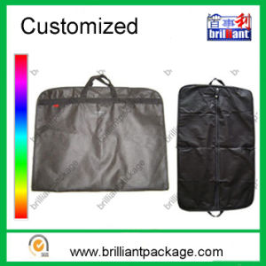 Promotional PEVA Folding Suit Cover Garment Bag pictures & photos