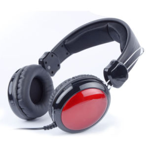 Super Bass Wholesale Computer Accessories Headphone with Microphone (RMT-501) pictures & photos