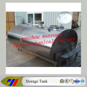 3000 Liters Storage and Cooling Milk Tank pictures & photos