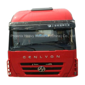 High Roof Hongyan Iveco Genlyon Heavy Truck Cab pictures & photos