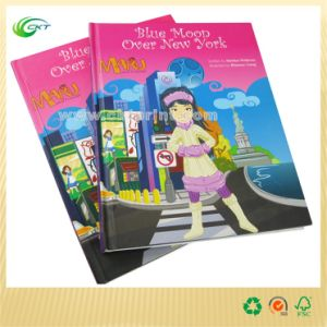 Custom Children Comic Hardcover Book Printing (CKT - SB-006)