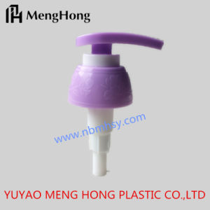 Clear PP Screw Lotion Bottle Pumps, High Pressure Screw Pump pictures & photos