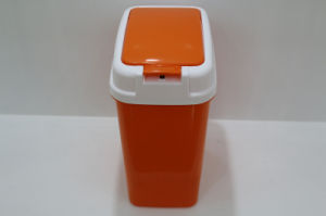 2016 New Design Household Plastic Waste Bin pictures & photos